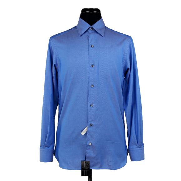 0fb1124b Ermenegildo Zegna NWT Classic Dress Shirt Small
